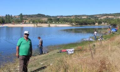 Concurso de pescas das vindimas junta número recorde de participantes