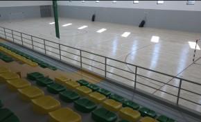 Pavilhão Municipal de Macedo já foi inaugurado: mais segurança e possibilidade de competições internacionais