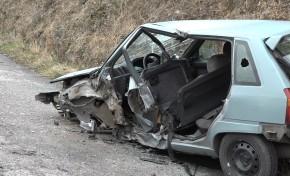 ONDA LIVRE TV  - Colisão rodoviária faz três feridos
