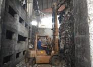 Fundo Ambiental disponibiliza verba para acabar de limpar Complexo Agroindustrial do Cachão