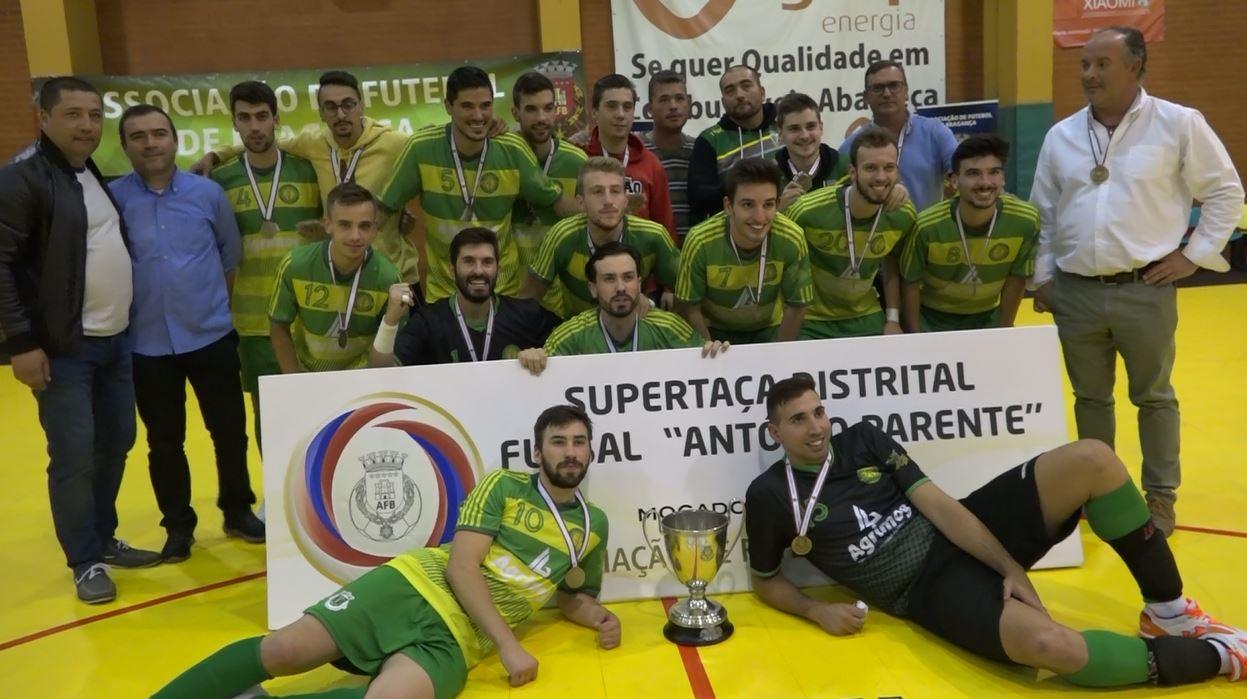 """Macedense conquista Supertaça de Futsal """"António Parente"""" frente ao CASC Freixo"""