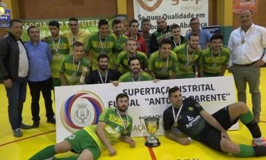 "ONDA LIVRE TV  - Macedense vence Supertaça Distrital ""António Parente"""