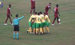ONDA LIVRE TV - CA Macedo dá goleada à AE Africanos de Bragança