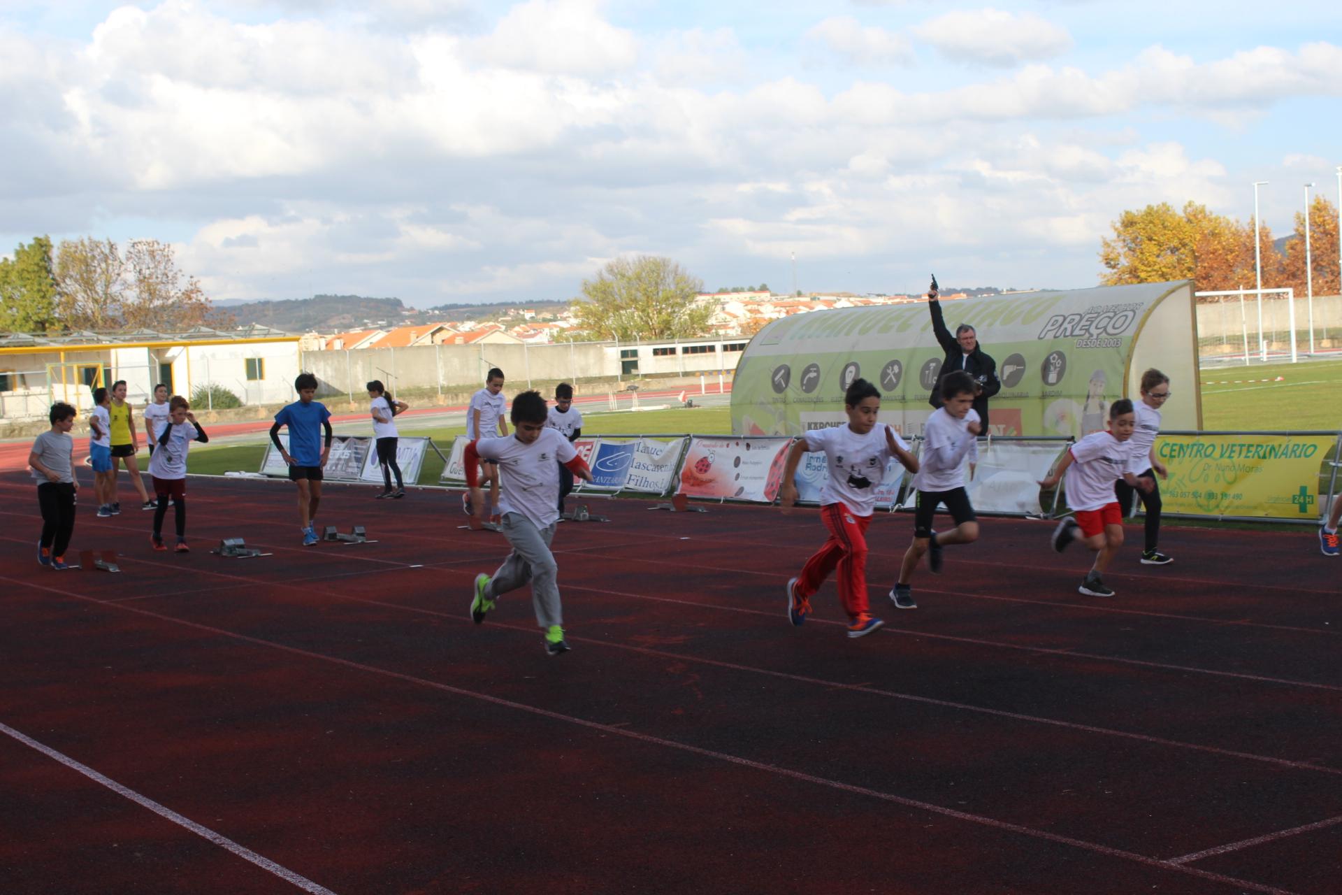 Associação de Atletismo de Bragança inicia época com aposta na formação das camadas jovens