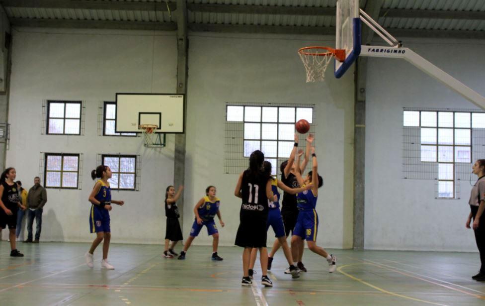 Equipa de Basquetebol Feminina do GDM vence o Basket Clube de Vila Real pela primeira vez neste campeonato