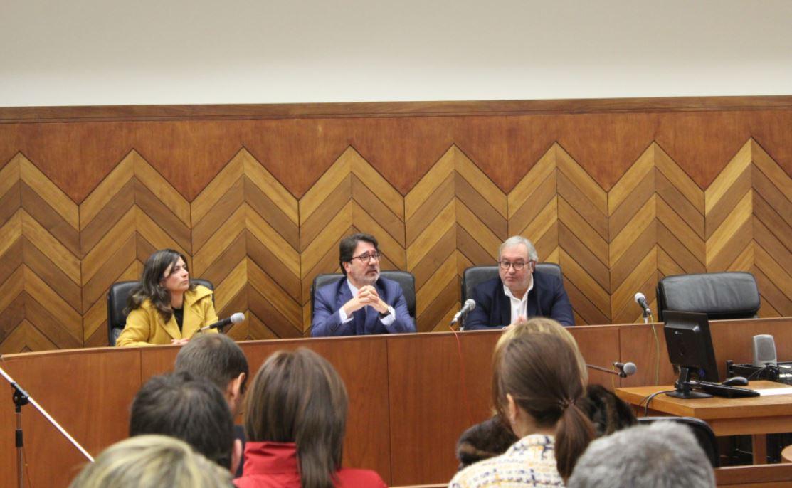 Bastonário da Ordem dos Advogados passou por Macedo e Mirandela para conhecer a realidade da região