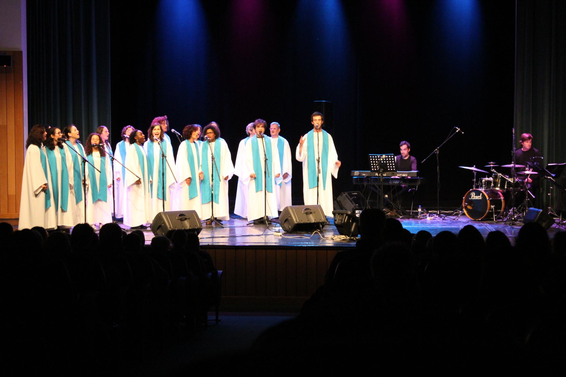 Música gospel dá início a ciclo de concertos natalícios em Macedo