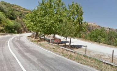 Começaram as obras na EN218 que liga Miranda do Douro à fronteira de Espanha