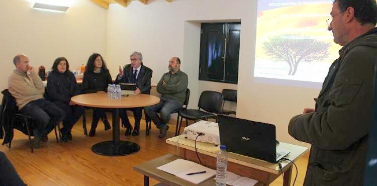 Quercus debate alterações climáticas, desertificação e despovoamento da região