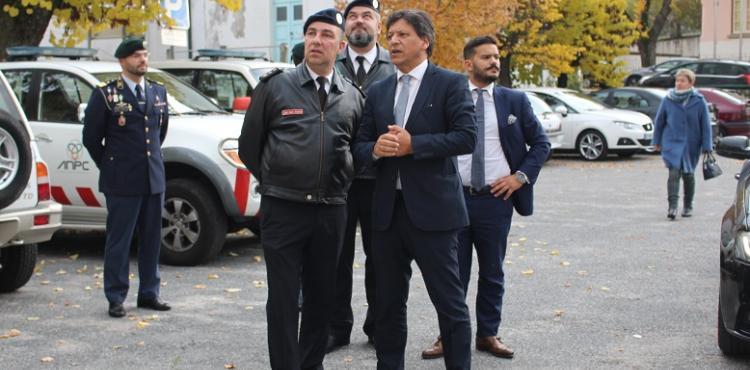 Secretário de Estado da Protecção Civil garante que vai dialogar com os bombeiros sobre lei que prevê pôr fim aos comandos distritais