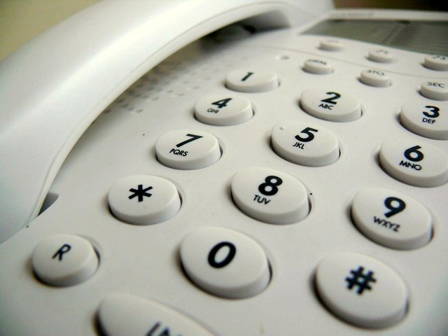 Bragança é o distrito do país onde menos se utiliza o telefone fixo para chamadas nacionais
