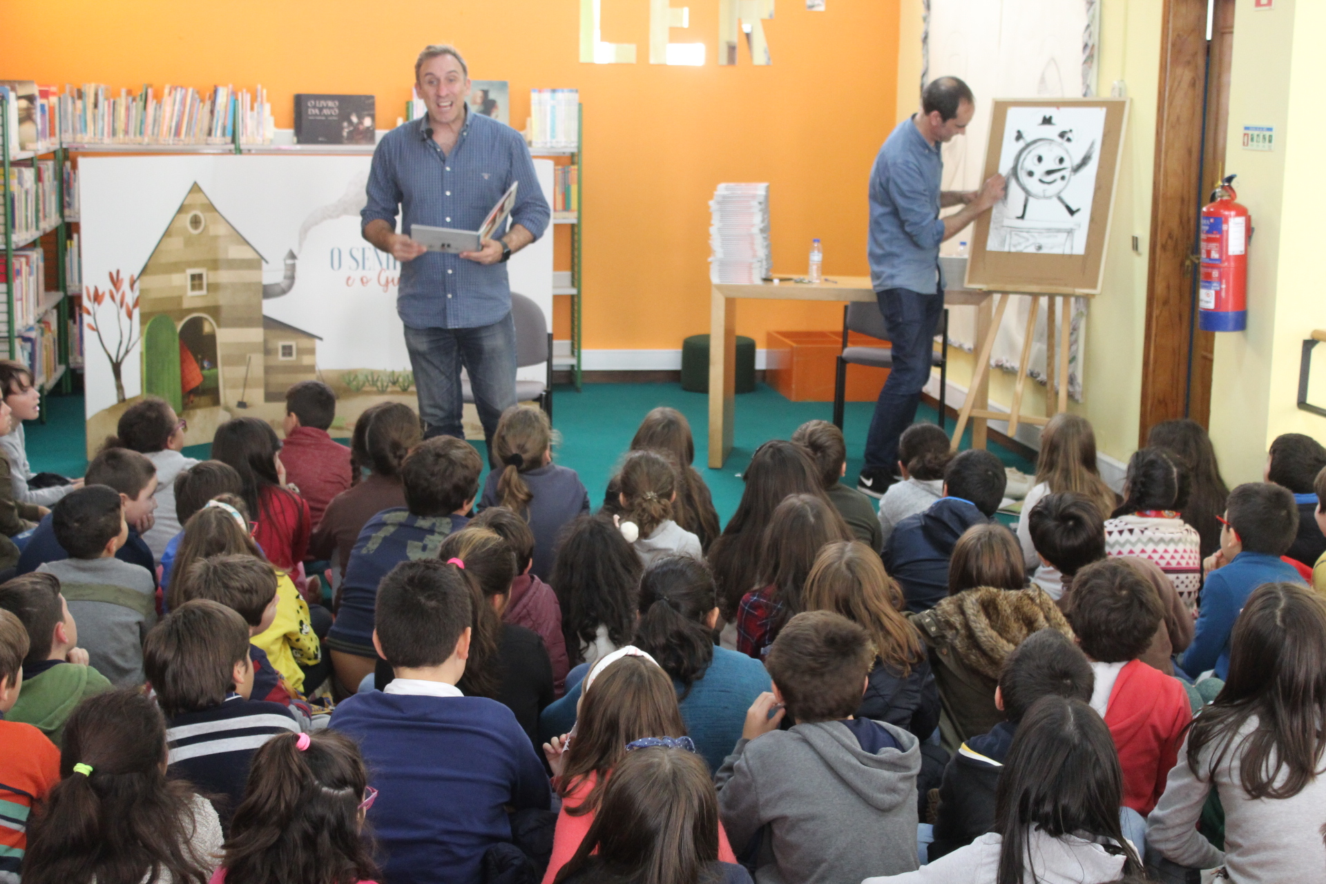 """""""O Senhor Ribeiro e o Guarda-Rios"""": um livro que ensina a preservar o ambiente"""