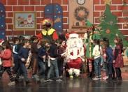 ONDA LIVRE TV - Festa de Natal anima alunos do ensino pré-escolar e do 1º ciclo