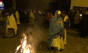 """ONDA LIVRE TV - Este ano, """"O Anúncio"""" é levado a três aldeias do concelho"""