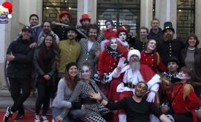ONDA LIVRE TV - Animação saiu às ruas de Macedo com a vinda do Pai Natal