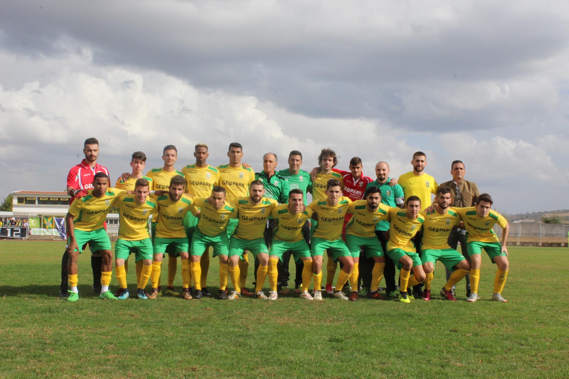 Macedo vence o Santa Comba da Vilariça: 3-1