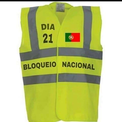 Coletes Amarelos: quatro concentrações previstas em Trás-os-Montes amanhã
