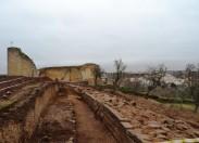 Apresentados os primeiros resultados das escavações arqueológicas ao antigo castelo de Miranda do Douro