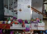 Recolha de bens solidários pelos alunos da escola de Macedo resulta em 30 cabazes de Natal