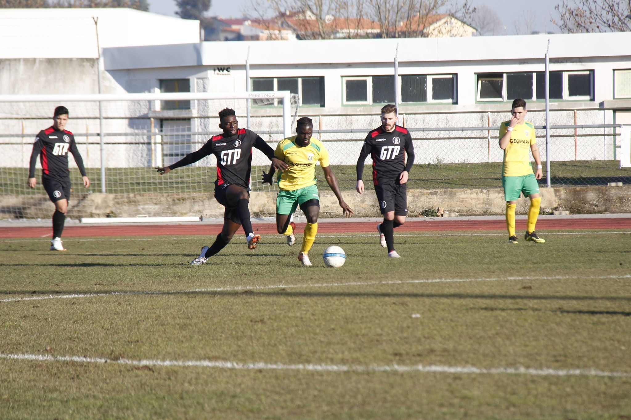 CA Macedo perde com o Minas Argozelo (0-2)