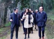 Ministro do Ambiente garante que haverá mais dinheiro para continuar a reabilitação do complexo do Cachão