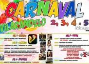 Carnaval de Vilarandelo (Valpaços) acontece de 2 a 5 de março