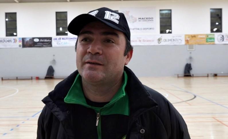 António Aires continua nos comandos do Macedense na próxima época