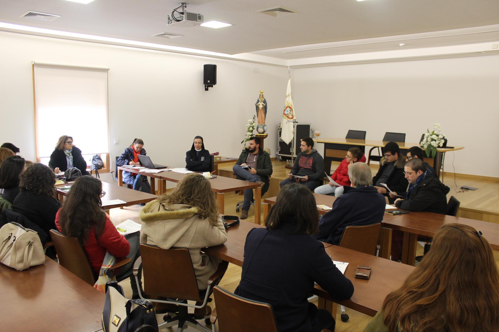 Macedo de Cavaleiros acolheu primeira reunião do Conselho Diocesano Juvenil Vocacional