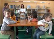 ONDA LIVRE TV - Hora do Conto leva crianças a conhecer padaria Macedense