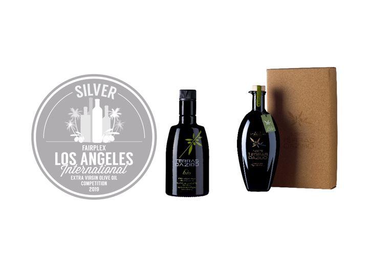 Três azeites produzidos na Olimontes receberam medalhas de prata no concurso internacional de Los Angeles