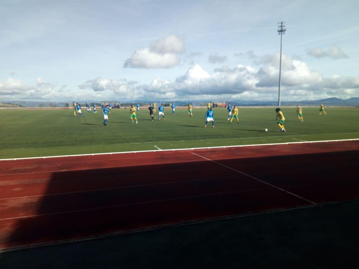 CA Macedo perde com Vila Flor SC por 2-1 e mantém sétima posição na tabela