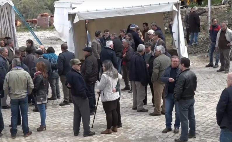 35º Matança do Porco Comunitária do Romeu leva novidades à aldeia este domingo