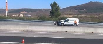 Acidente na A4, em Mós, mata jovem e faz dois feridos esta tarde (atualizada)
