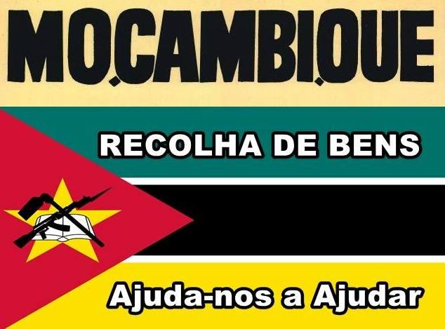 JSD de Macedo promove recolhas de bens para ajudar população de Moçambique