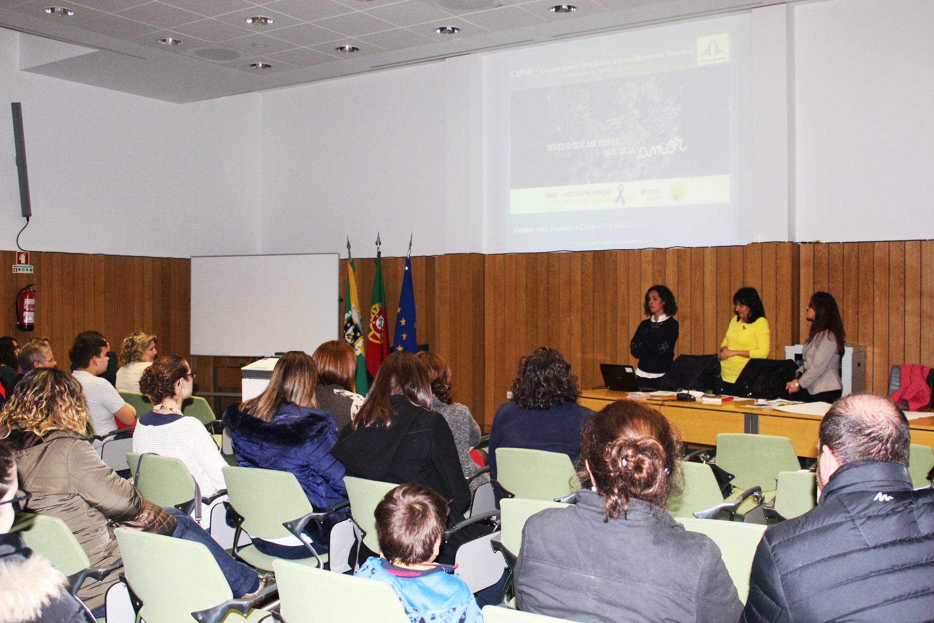 CPCJ de Macedo tem várias iniciativas para o mês da prevenção dos maus-tratos