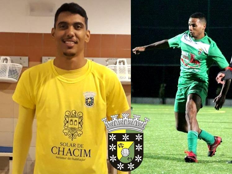 Igor Pato e Diego Oliveira fora do Clube Atlético de Macedo de Cavaleiros