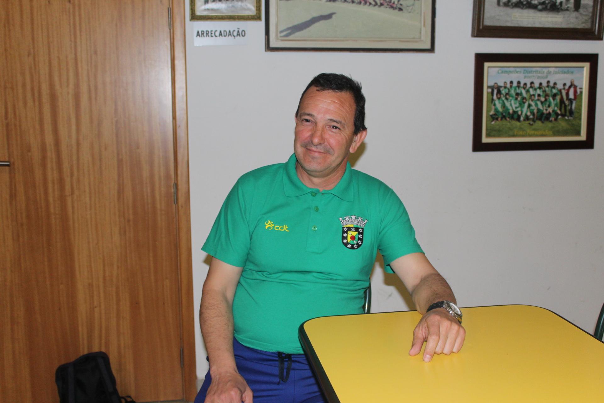 Luís Simão renova mandato aos comandos do Clube Atlético de Macedo de Cavaleiros