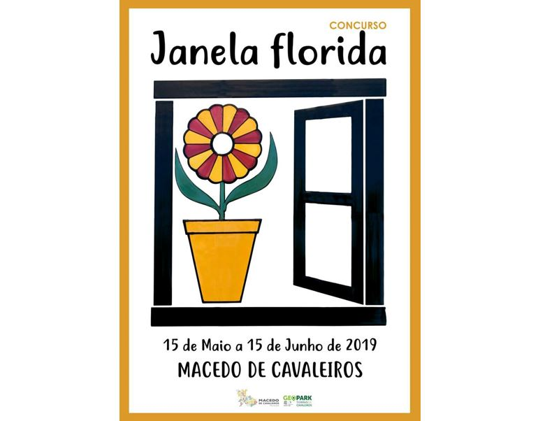 Concurso Janela Florida incentiva população de Macedo de Cavaleiros a embelezar o concelho