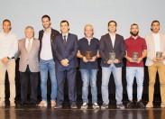 Macedo de Cavaleiros foi palco da III Gala da Associação de Futebol de Bragança