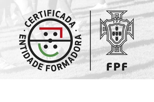 Clube Atlético de Macedo de Cavaleiros reconhecido como Entidade Formadora Certificada