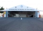 Aeródromo de Mirandela acolhe aviões de combate a incêndios em alternativa a Vila Real
