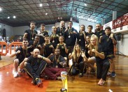 ADCMC/CCN sagra-se vice-campeã nacional de Light-Contact e consegue seis campeões no Campeonato Nacional de Kickboxing