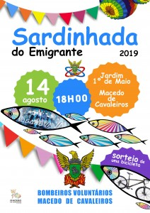 sardinhada 2019