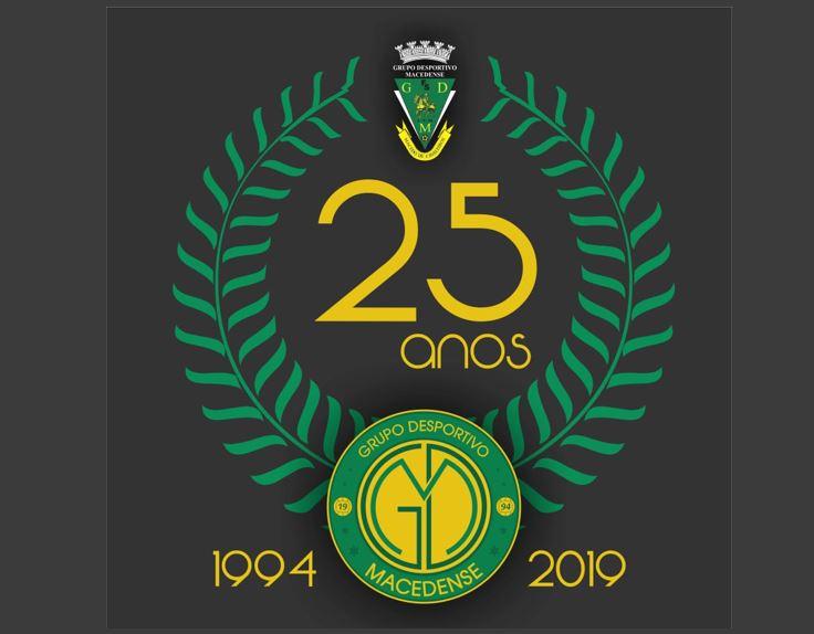 O GDM está de parabéns! Comemora hoje 25 anos