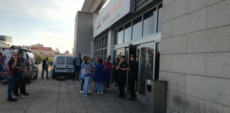 Homem ferido com gravidade em acidente de eletrocussão no Bragança Shopping