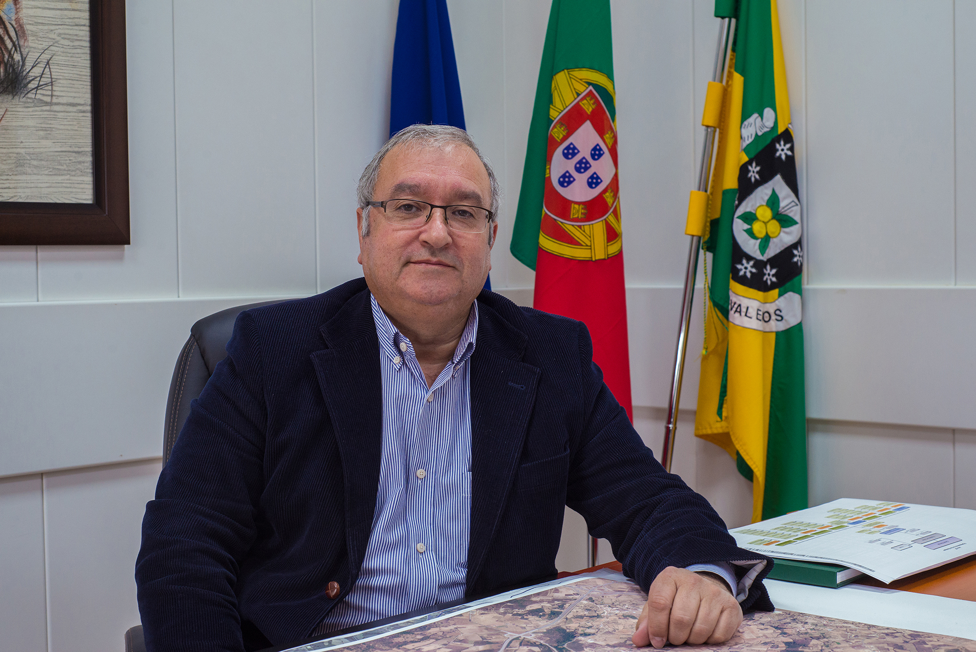 Benjamim Rodrigues quer implementar políticas de sustentabilidade alimentar na região