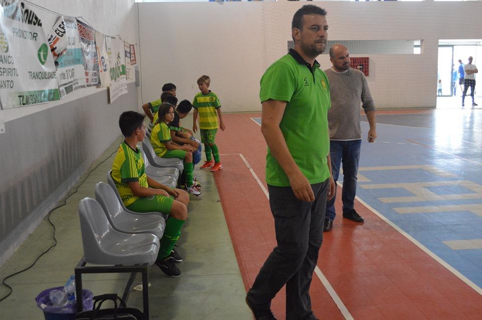 "Rui Costa abandona projeto ""Geração Futsal"""