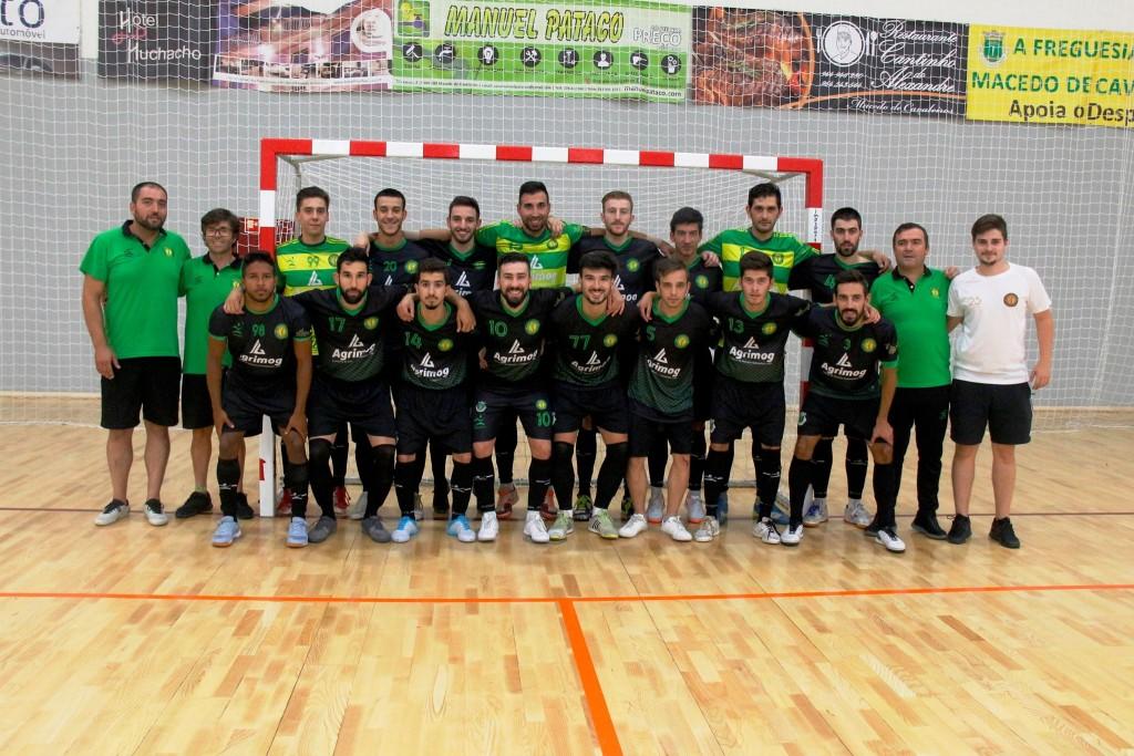 Macedense encontra o Contacto Futsal Clube na jornada 4