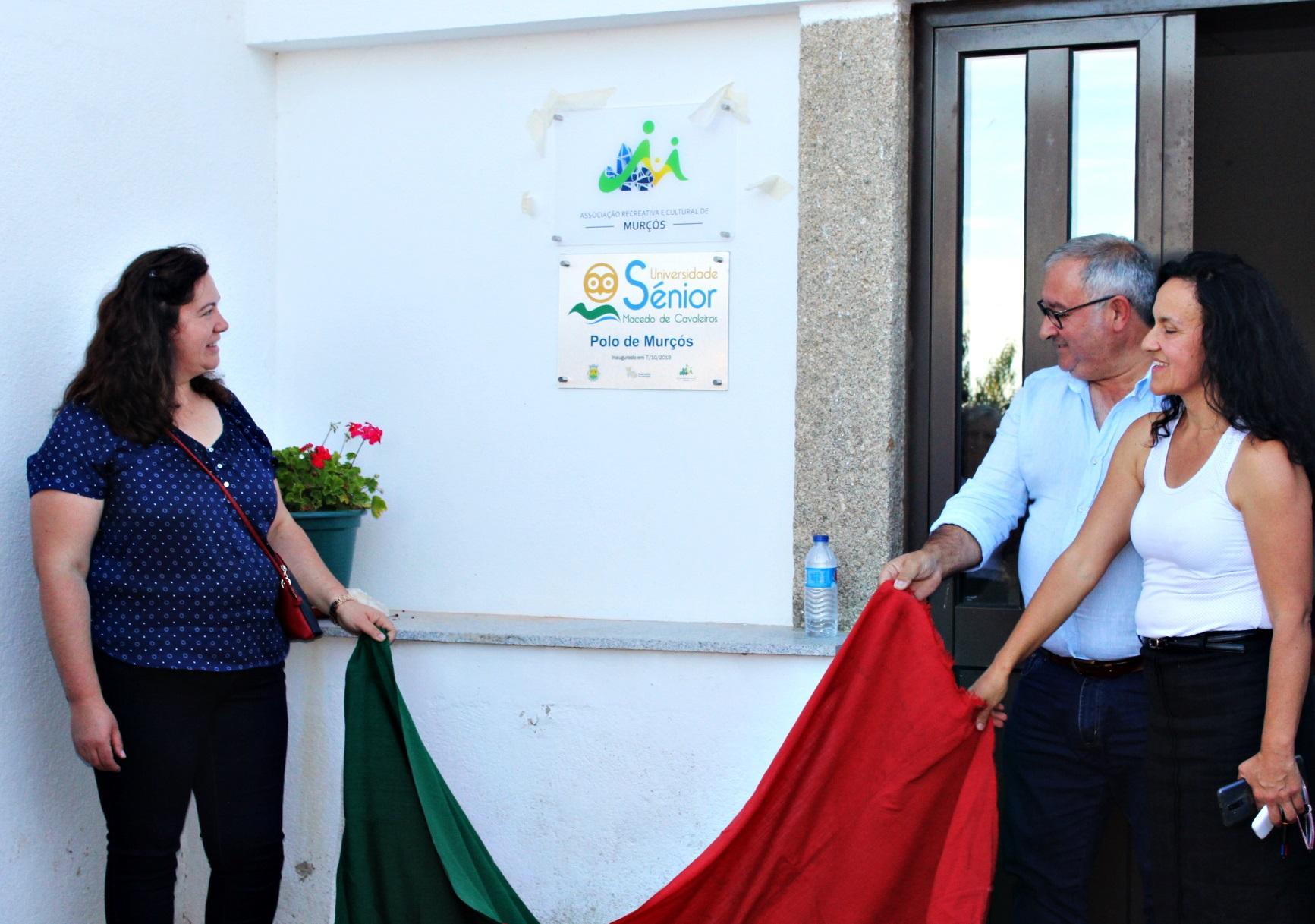 Murçós tem oficialmente um polo da Universidade Sénior
