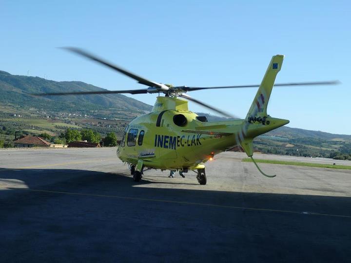 Helicóptero do INEM sediado em Macedo de Cavaleiros esteve parado por dúvidas nas formações dos pilotos